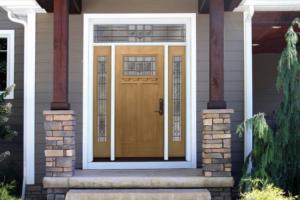 Fiberglass Provia Entry Door