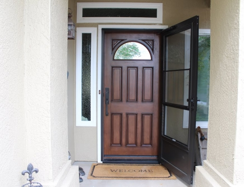 Front Door Replacement El Dorado Hills