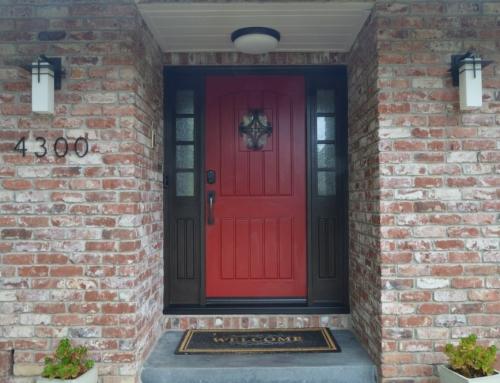 Front Door Replacement Carmichael