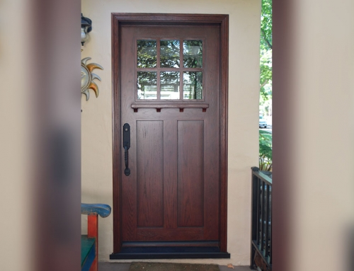 Jeld-Wen Aurora Door Model A362 in Sacramento, CA