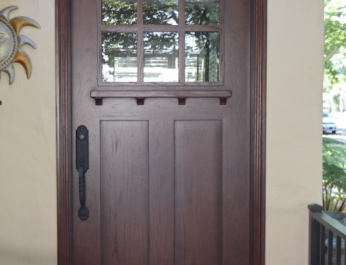 Front Door Replacement Sacramento