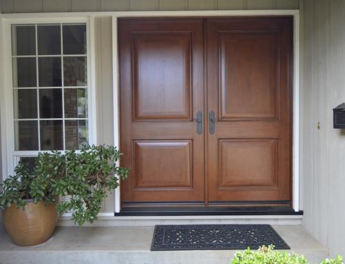 Front Door Replacement Fair Oaks