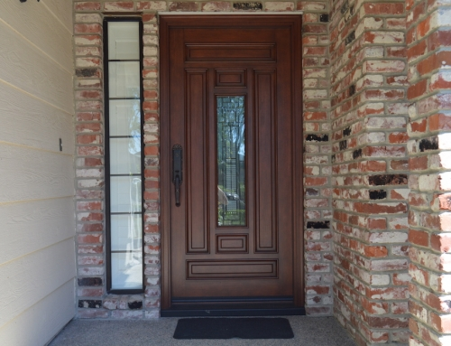 Jeld-Wen Aurora Door Model A302 in Roseville, CA