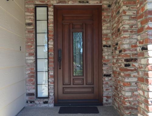 Front Door Replacement Roseville