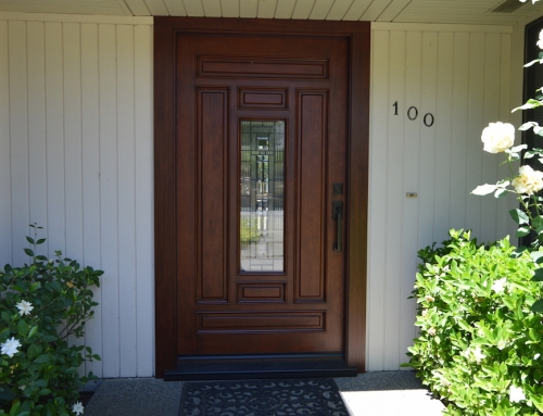 Jeld-Wen Aurora Door Model A302 in Folsom, CA