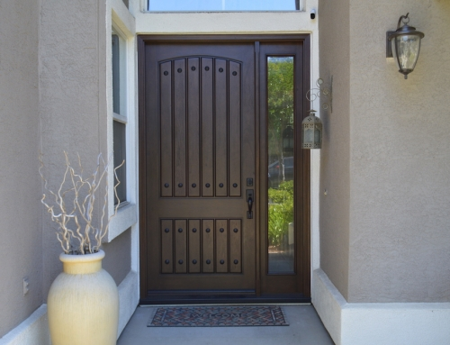Jeld-Wen Aurora Door Model A1322 in Folsom, CA
