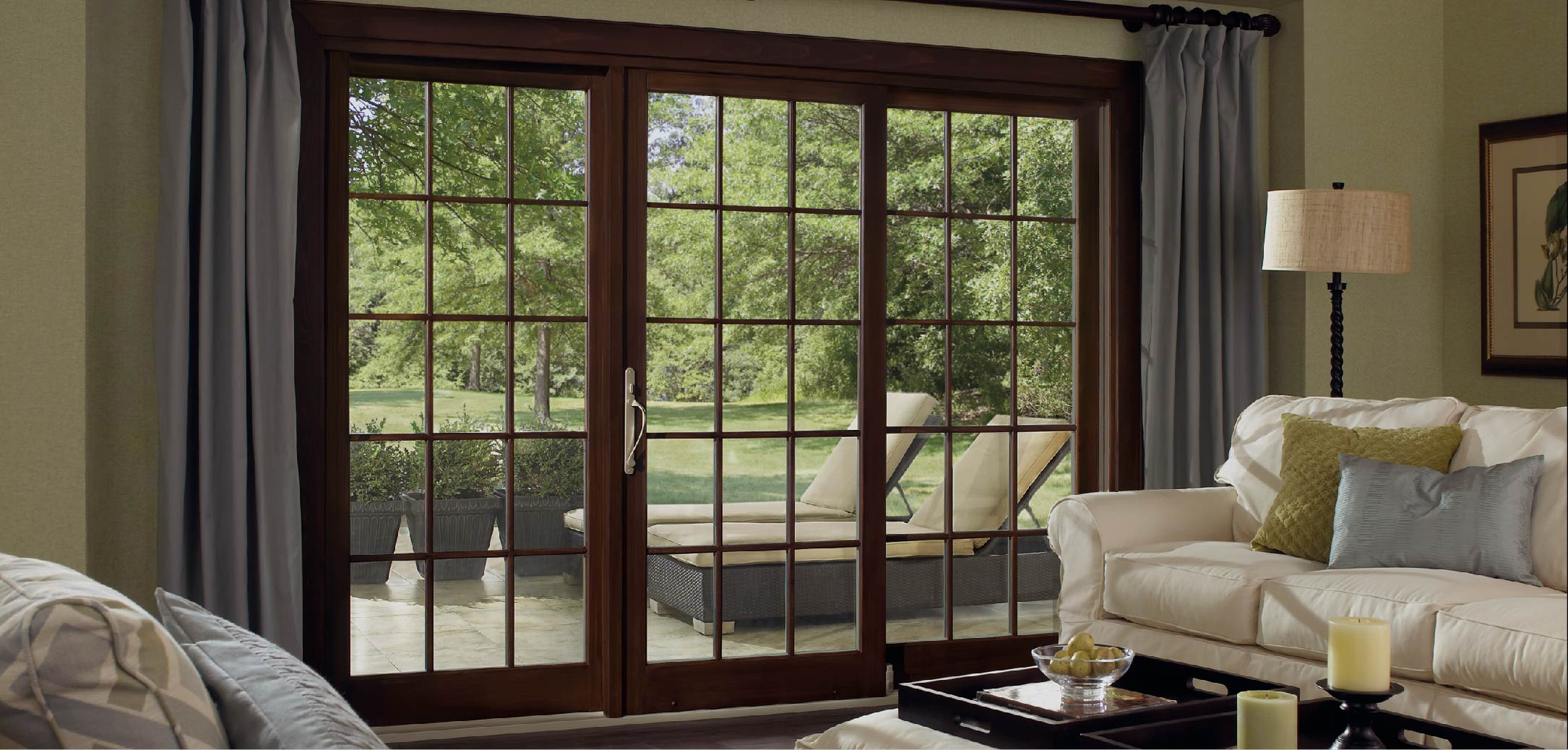 Homeslider Patio Door