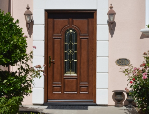 Jeld-Wen Aurora Door Model A225 in Sacramento, CA