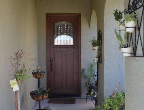 Jeld-Wen Aurora Door Model 387 in Rancho Cordova, CA