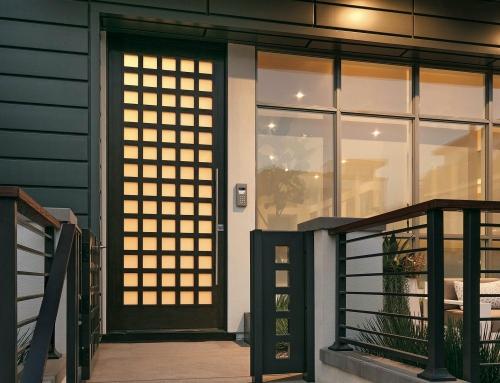 Jeld-Wen IWP® Aurora® Fiberglass Exterior Door