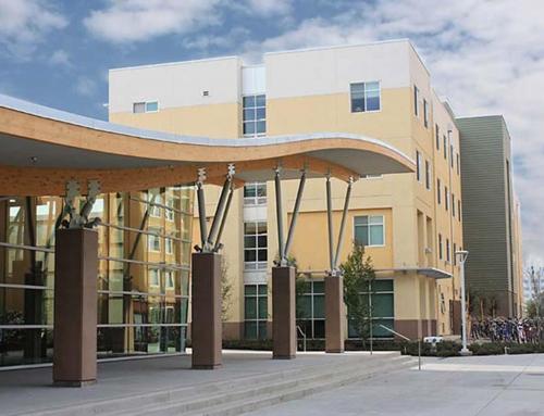 UC Davis Tercero Residence Halls